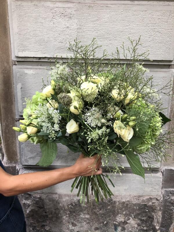 mazzo fiori di campo 100 euro shop fiori michela pozzato